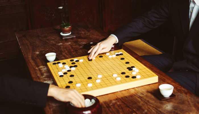 丰台五岁孩子学围棋