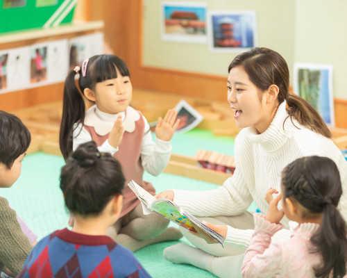 龙华儿童早教课程中心