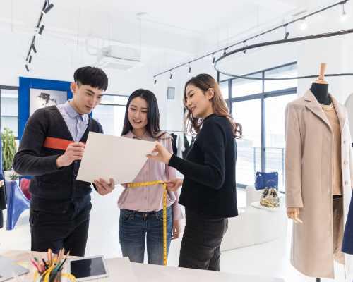 上海高级服装设计培训机构