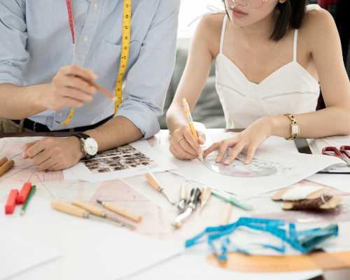 上海服装设计师培训学校排行