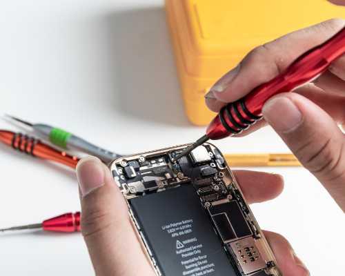 广州手机修理学习