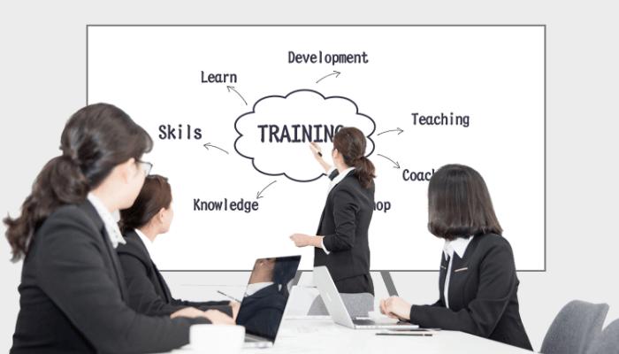 郑州银行新员工培训班