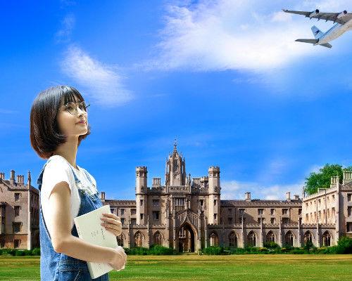 哈尔滨海外留学体验课程培训