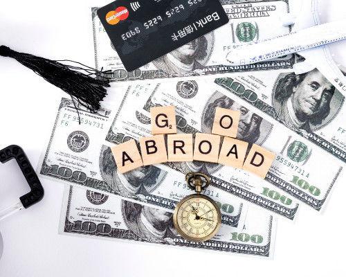 高中去美国留学费用