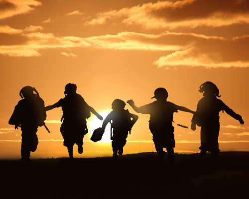 惠州少兒軍事冬令營培訓哪個好