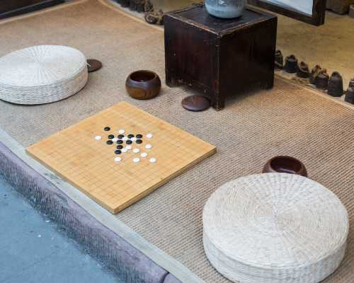 杭州少儿围棋培训