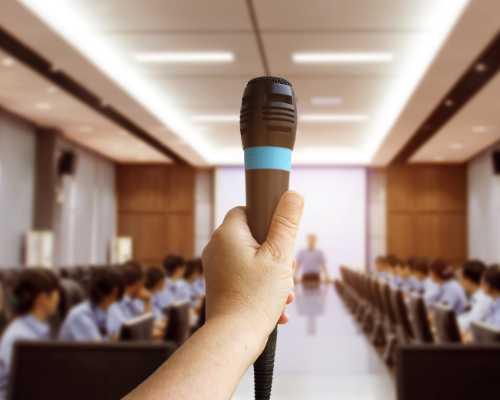 温州当众讲话课程培训