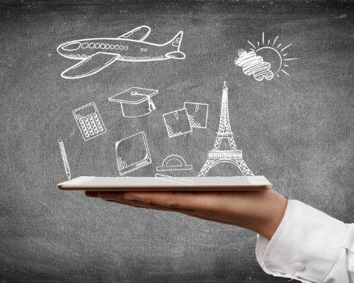 出国留学申请